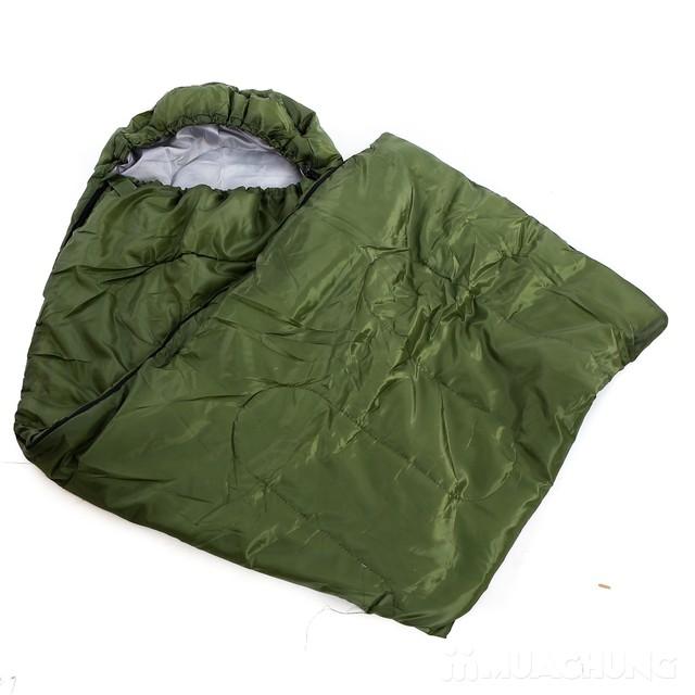 Túi ngủ văn phòng, du lịch tiện dụng - 5