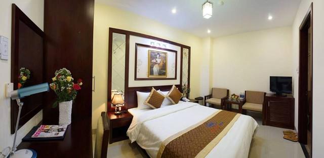 Khách sạn Gia Linh 3* Đà Nẵng - 2 phút tản bộ đến biển Mỹ Khê - 6