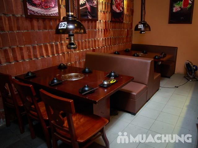 Buffet lẩu nướng Thái BBQ Menu VIP-Mipec Long Biên - 11
