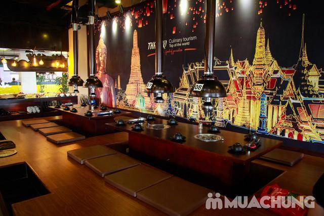 Buffet lẩu nướng Thái BBQ Menu VIP-Mipec Long Biên - 10