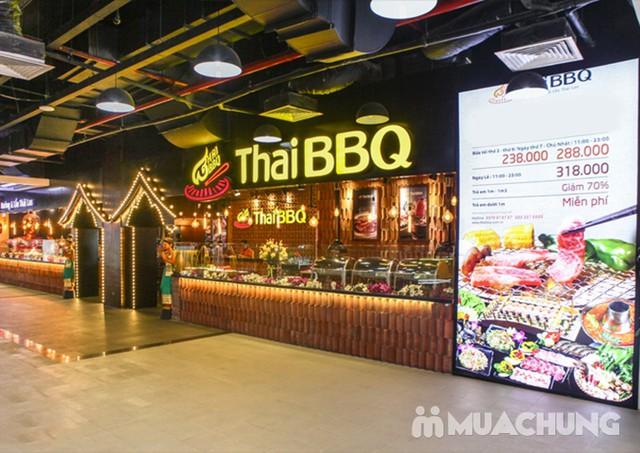 Buffet lẩu nướng Thái BBQ Menu VIP-Mipec Long Biên - 8