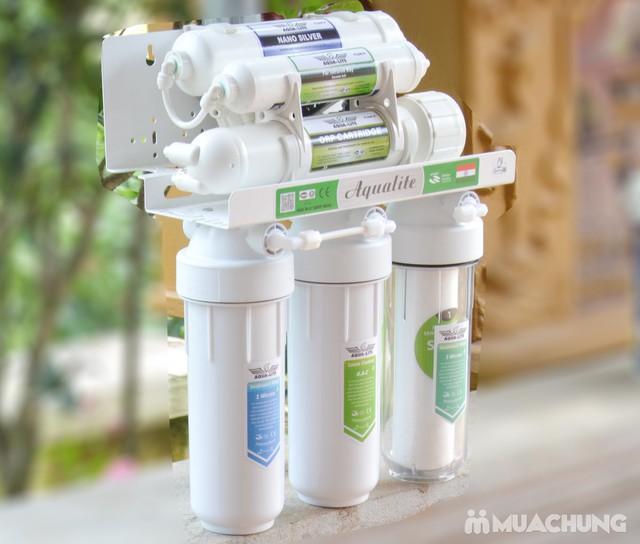 Máy lọc nước đa năng Ro+ NANO Aqualite 10 cấp lọc - 2