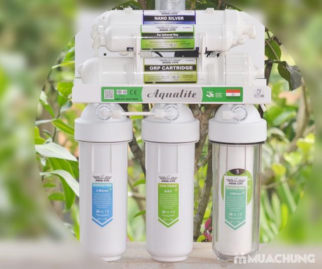 Máy lọc nước đa năng Ro+ NANO Aqualite 10 cấp lọc - 1