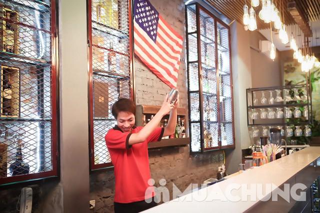 Lẩu nướng kiểu Mỹ đặc biệt tại Domino's Smoked - 8