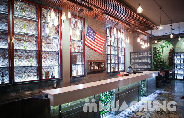 Lẩu nướng kiểu Mỹ đặc biệt tại Domino's Smoked - 3