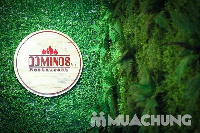 Lẩu nướng kiểu Mỹ đặc biệt tại Domino's Smoked - 2