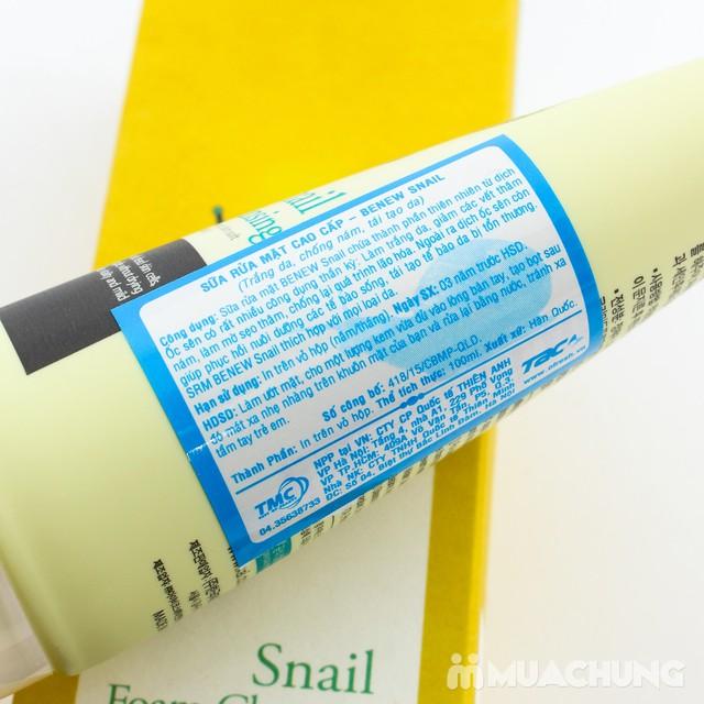 Sữa rửa mặt Benew Hàn Quốc - Nguồn gốc thiên nhiên - 1