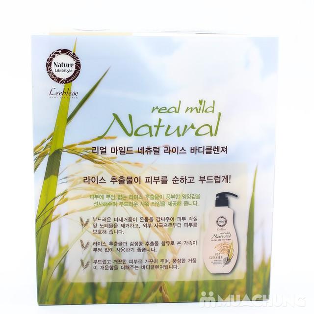 Bộ sữa tắm Hàn Quốc - Quà tặng ý nghĩa - 10