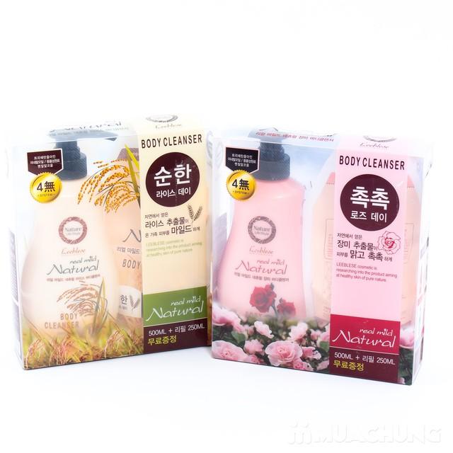 Bộ sữa tắm Hàn Quốc - Quà tặng ý nghĩa - 12