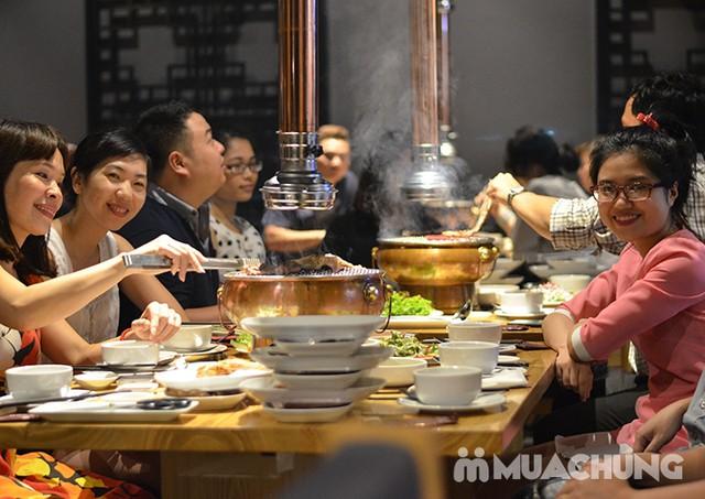 Buffet nướng lẩu Hàn Quốc thượng hạng tại Sariwon - 2
