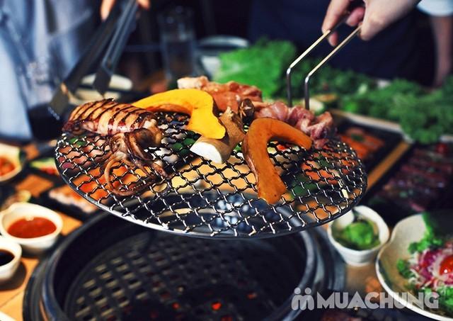 Buffet nướng lẩu Hàn Quốc thượng hạng tại Sariwon - 3