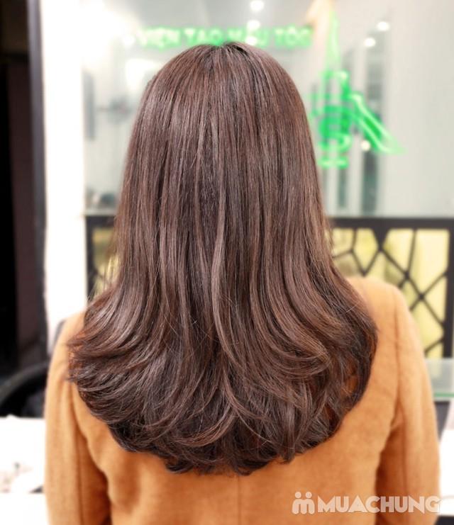 Biến tóc khô rối trở nên suôn mượt với giá