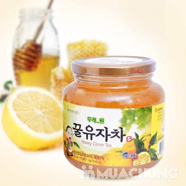 Mật ong chanh Hàn Quốc loại 1kg - 1