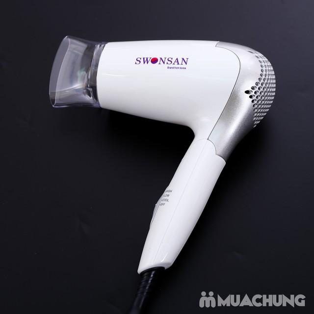 Máy sấy tóc Swonsan 1200W- BH 1 năm, tiêu chuẩn HQ - 4