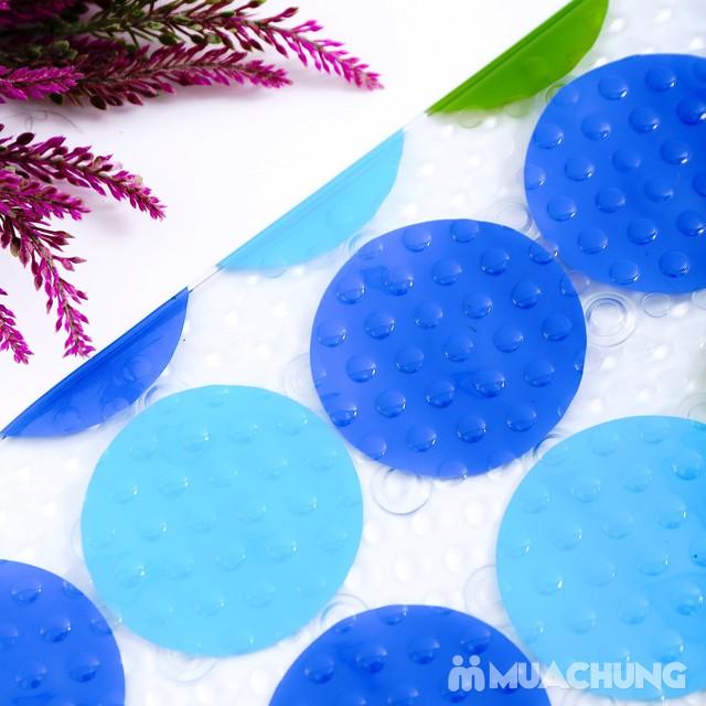 Thảm nhựa dẻo chống trượt trong nhà tắm - 7