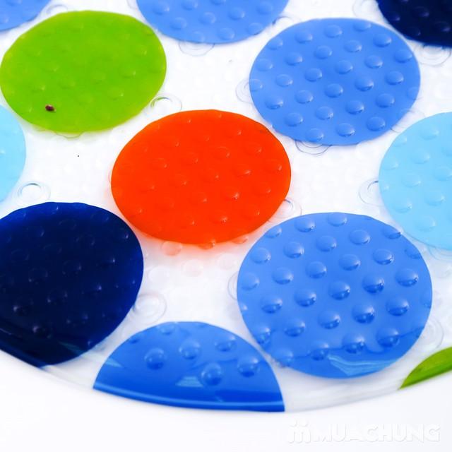 Thảm nhựa dẻo chống trượt trong nhà tắm - 8