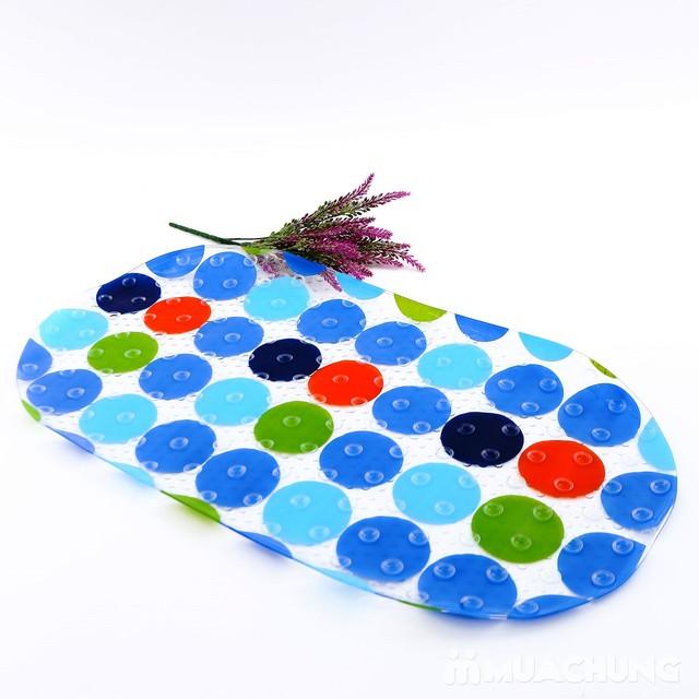 Thảm nhựa dẻo chống trượt trong nhà tắm - 10
