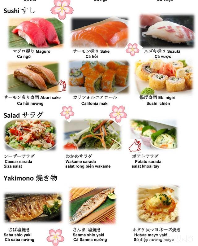 Buffet món Nhật & lẩu tuyệt hảo-Sapporo Sushi Club - 11
