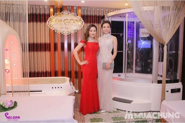 Cấy phấn Nano công nghệ Hàn Quốc siêu trắng mịn Sài Gòn Beauty & Spa - 11