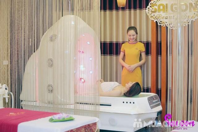 Cấy phấn Nano công nghệ Hàn Quốc siêu trắng mịn Sài Gòn Beauty & Spa - 13