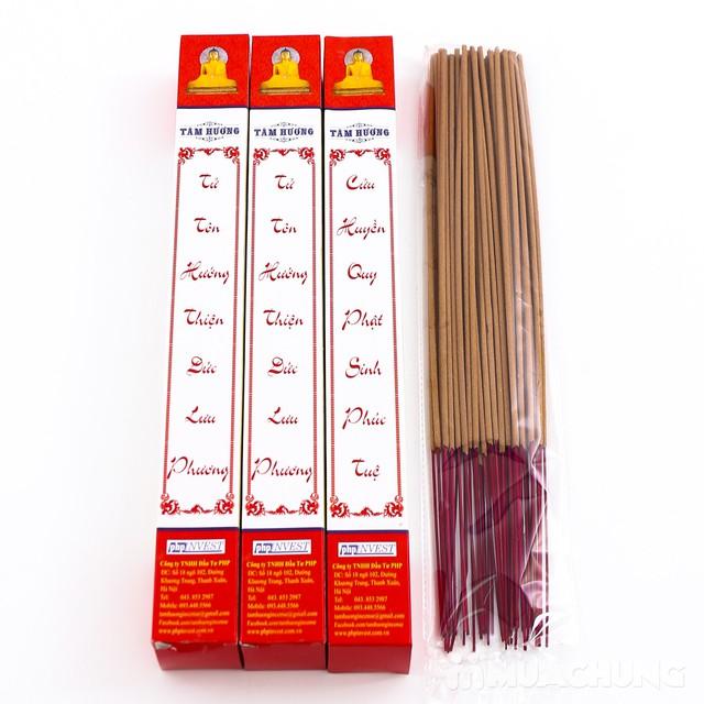 3 hộp hương trầm thảo mộc không hóa chất độc hại - 11