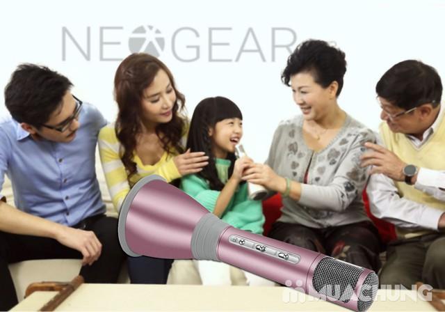 Micro Karaoke kiêm loa di động thế hệ mới KTV-K068 - 8