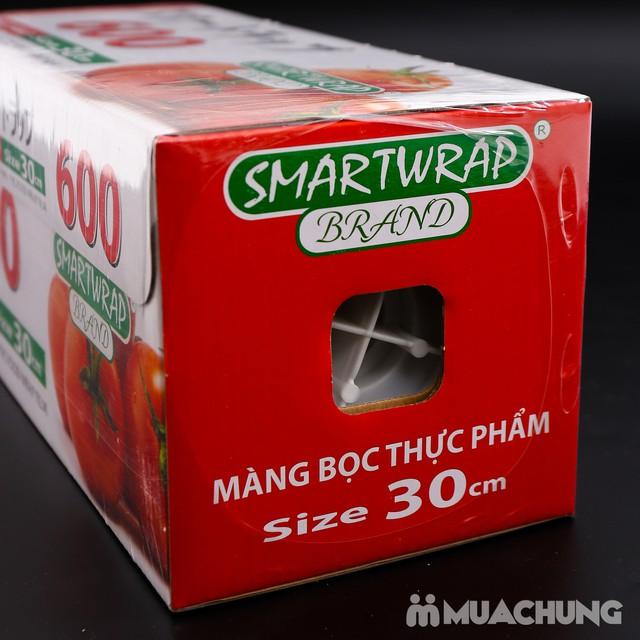 Màng bọc thực phẩm Samrt Wrap 600 - Hàng Việt Nam - 6