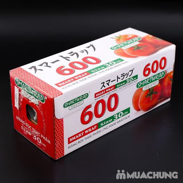 Màng bọc thực phẩm Samrt Wrap 600 - Hàng Việt Nam - 7
