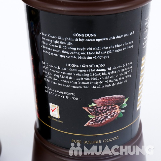 2 hộp Beati Cacao uống liền 2 in 1 Việt Pháp - 3