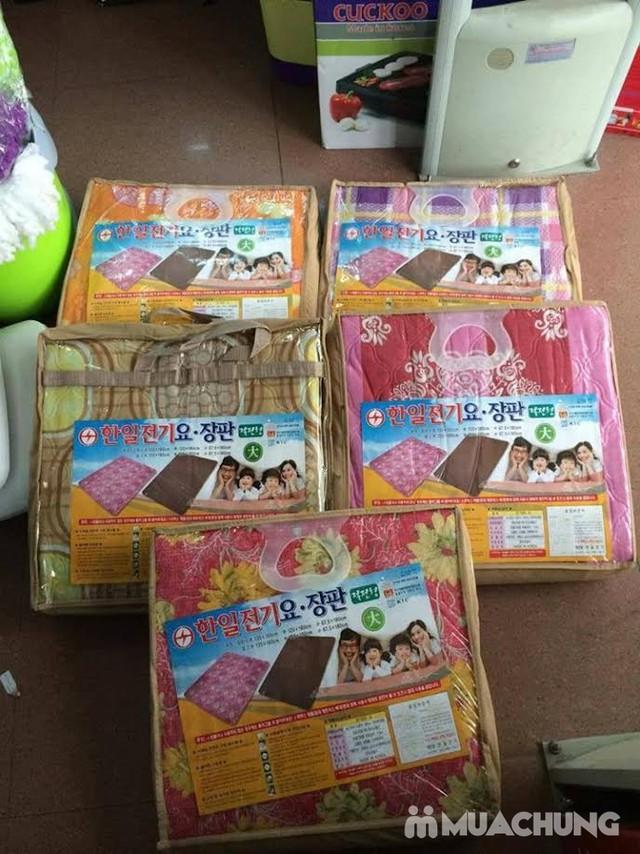 Chăn điện Hanil Hàn Quốc 1.8m - 3