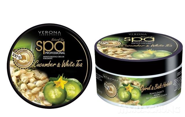 Kem dưỡng tinh chất thiên nhiên Verona tặng mặt nạ - 3