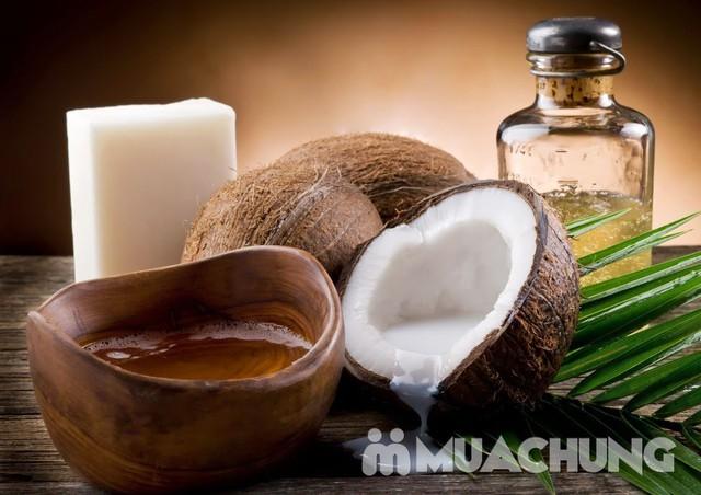 1 lít dầu dừa nguyên chất Organic tốt cho sức khỏe - 5