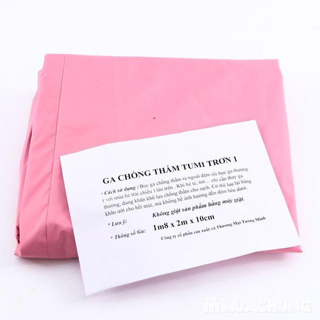 Ga chống thấm Tumi tráng PU cho giường 1m8x2m - 2