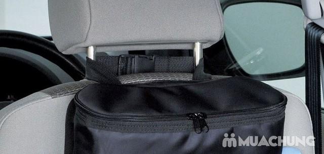 Túi đựng đồ giữ nhiệt treo sau ghế ô tô tiện lợi - 12
