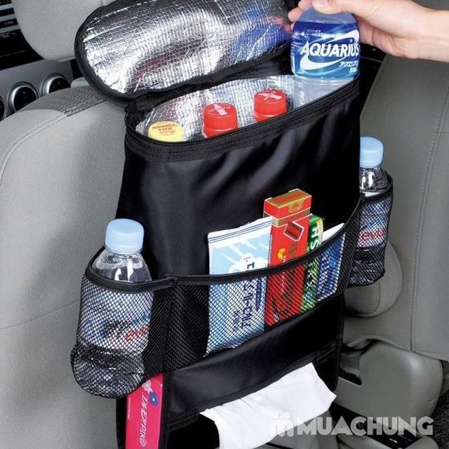 Túi đựng đồ giữ nhiệt treo sau ghế ô tô tiện lợi - 10