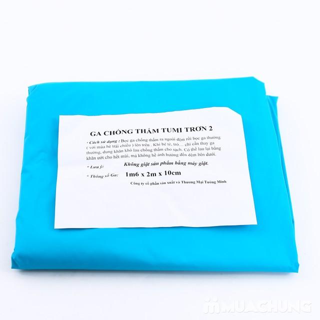 Ga chống thấm bảo vệ đệm Tumi 1m6 x 2m - hàng VN - 6