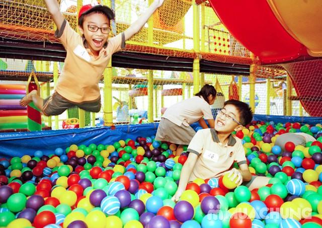 Vé vui chơi thỏa thích cho bé tại Kinder Park - 19
