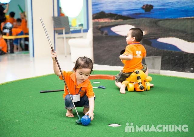 Vé vui chơi thỏa thích cho bé tại Kinder Park - 10