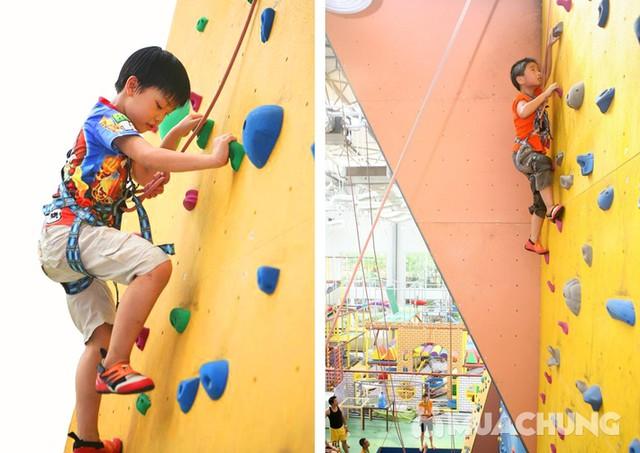 Vé vui chơi thỏa thích cho bé tại Kinder Park - 12