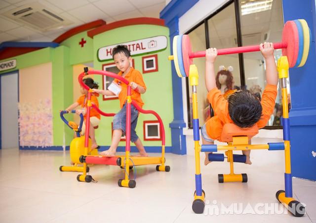 Vé vui chơi thỏa thích cho bé tại Kinder Park - 16