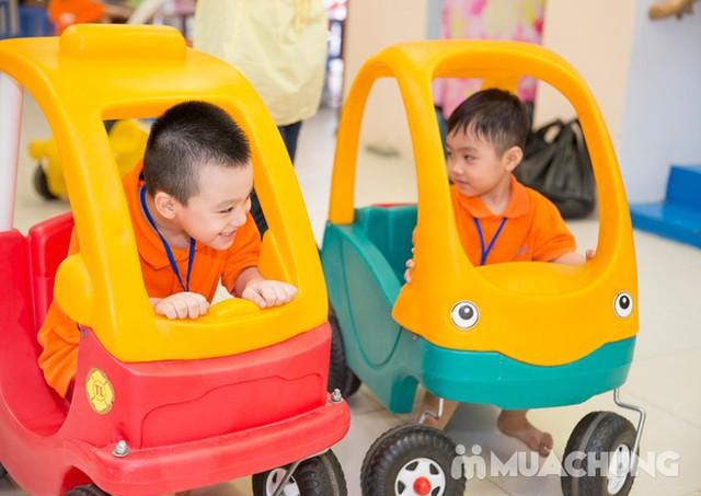 Vé vui chơi thỏa thích cho bé tại Kinder Park - 9