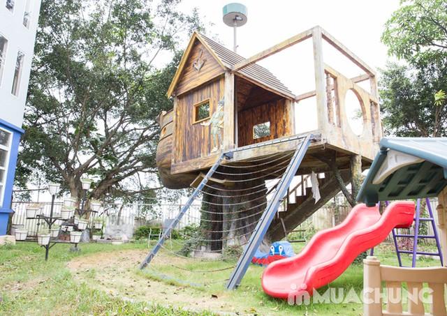 Vé vui chơi thỏa thích cho bé tại Kinder Park - 11