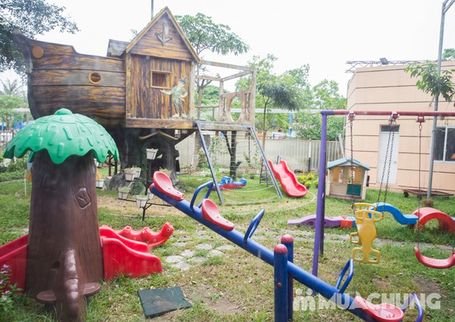 Vé vui chơi thỏa thích cho bé tại Kinder Park - 13