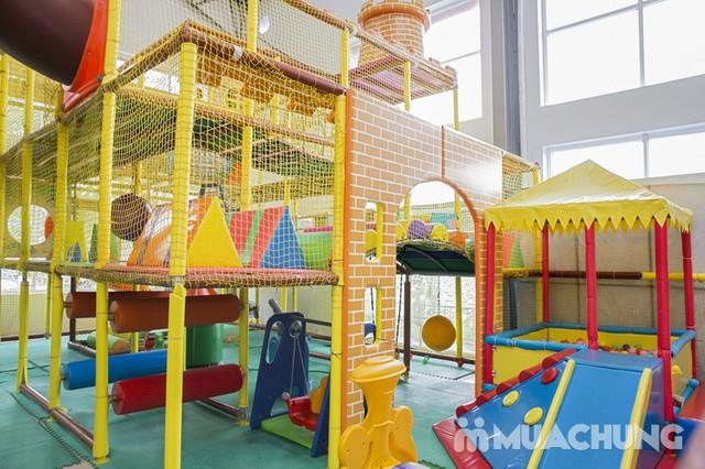 Vé vui chơi thỏa thích cho bé tại Kinder Park - 20