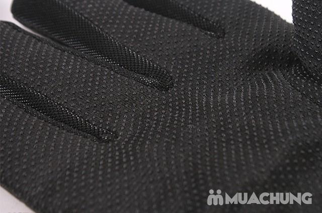 Găng tay phao lót lông nam ấm áp cho mùa đông - 5