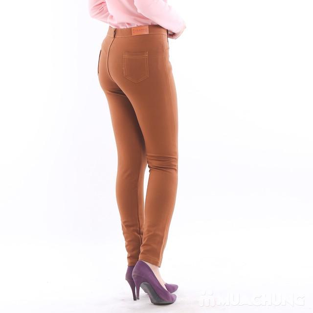 Quần legging giả jean trẻ trung cho bạn gái - 11