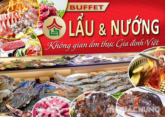 Buffet Lẩu nướng tại Lẩu Hội Quán Times City - 1