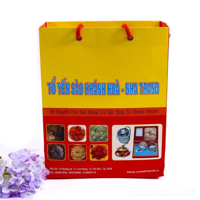 Hộp 100g tổ yến sào Khánh Hòa nguyên chất 100% - 3