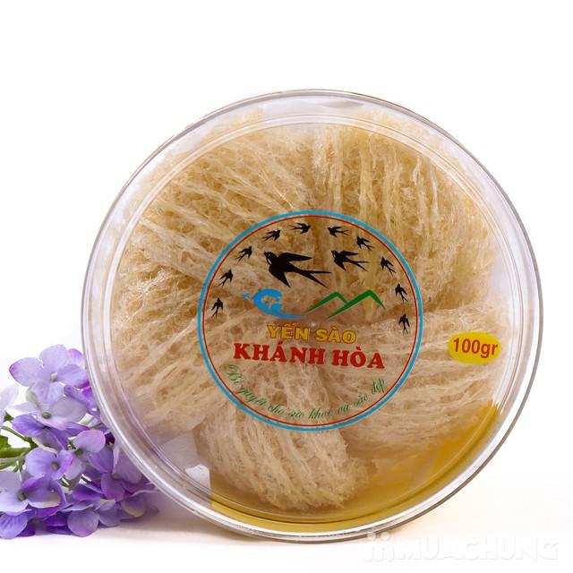 100g tổ yến sào Khánh Hòa tặng 1 hộp đường phèn  - 7