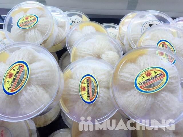 100g tổ yến sào Khánh Hòa tặng 1 hộp đường phèn  - 17